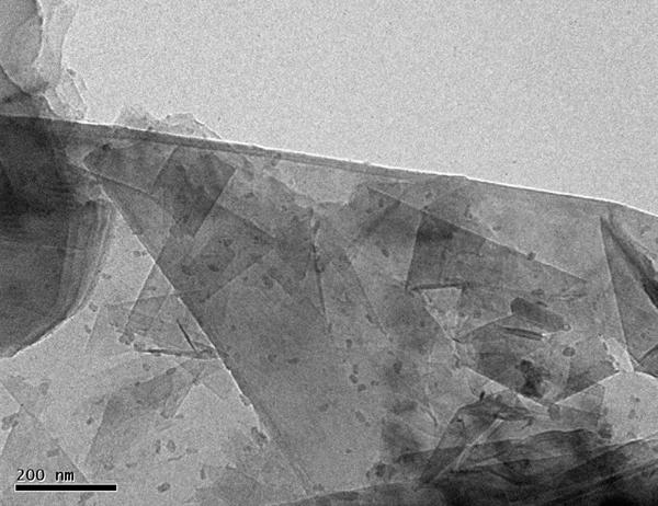 Graphite Nanoparticle
