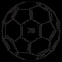 Fullerenes C70